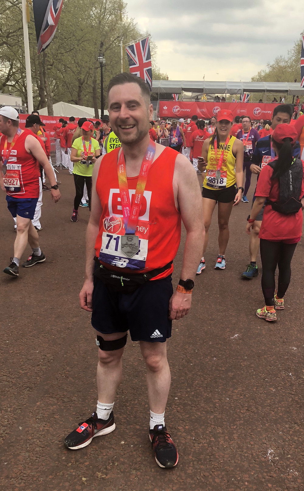Ed Scott ran VLM 2018