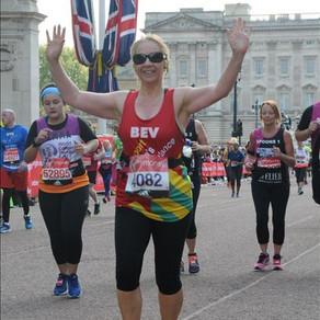 Advice from a London Marathon runner: Beverley Hilton