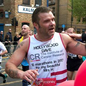 Advice from a London Marathon runner