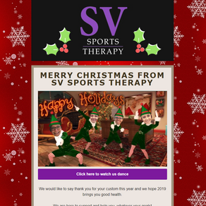 Merry Christmas from the SV elves