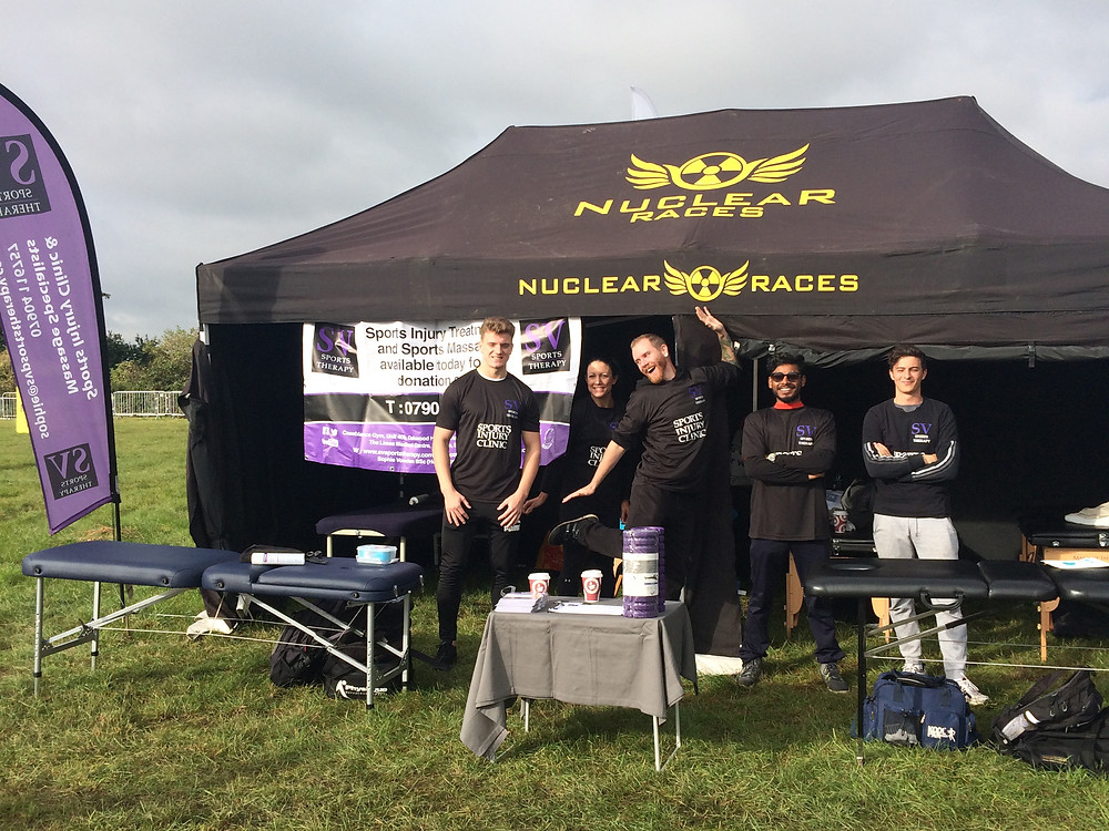SV Events Team at Nuclear Races