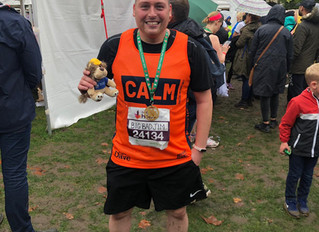 Congratulations to SV client Jimmy on completing Royal Parks Half Marathon