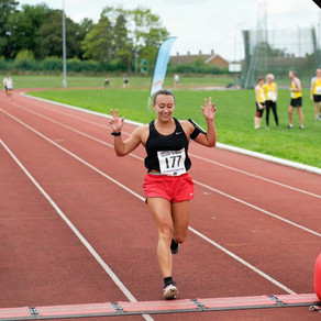 SV provides sports therapy support at Harlow 10... and Sophie and Annabel run it!