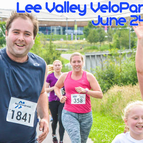 SV Sports Therapy is proud to support Runthrough at Lee Valley VeloPark