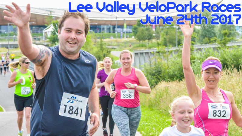 Lee Valley VeloPark Races