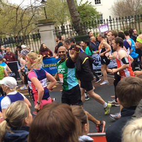 """""""Without Sophie, I would never have been able to make it to the start line of the London Marath"""