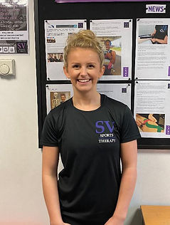 Sophie Storrow SV Sports Therapy cropped