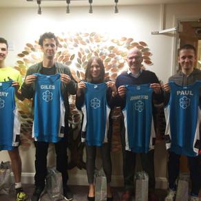 SV Sports Therapy's London Marathon Hall of Fame 2016