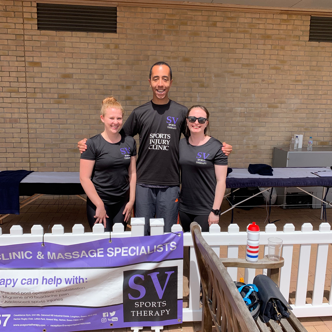 SV events team supports annual Aon chari