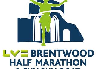 SV Events Team to attend Brentwood Half Marathon & Fun Run, 19 March 2017