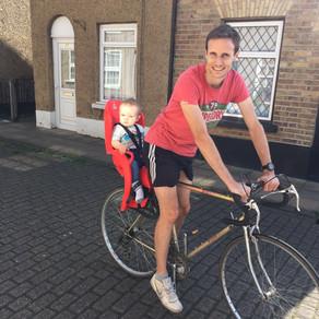 Sunday's London Marathon will be Billy Parr'sfifth marathon!