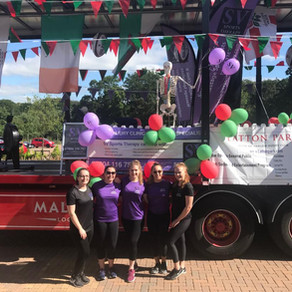 SV Sports Therapy attends Harlow Carnival