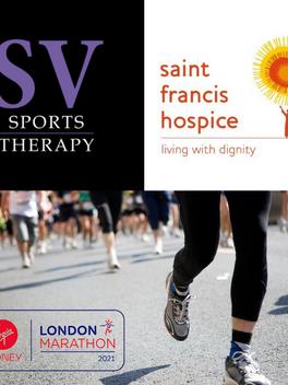 Saint Francis Hospice Marathon Runners Update!