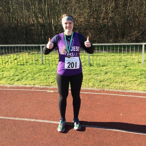SV's Jessica Armstrong set to run her first marathon for MS-UK