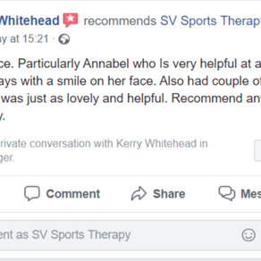 """""""Recommend any time this lovely company"""" - Kerry"""