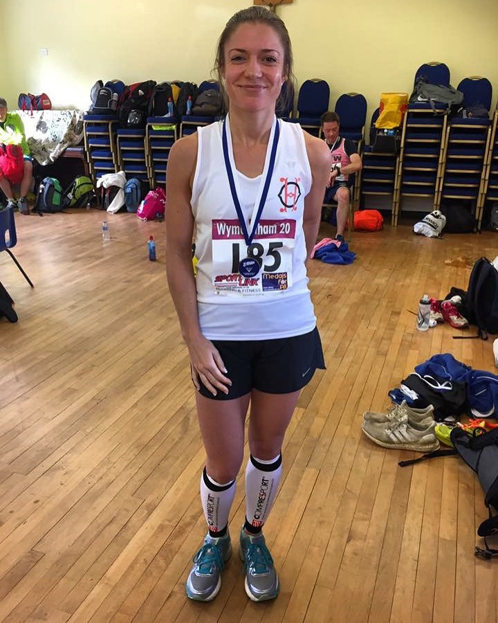 Louise Juby (Orion Harriers)