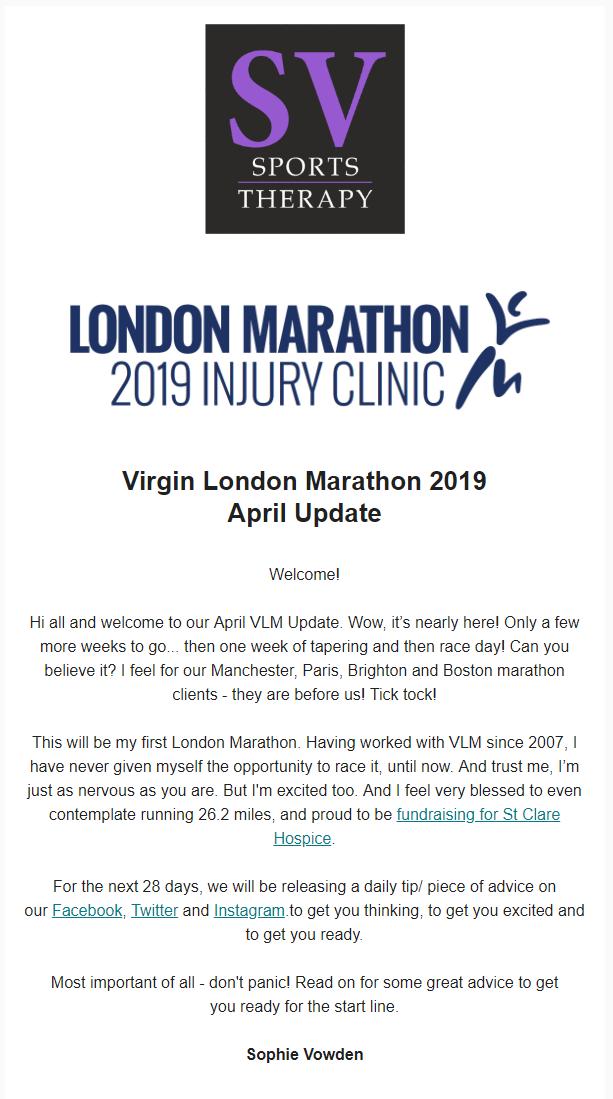 VLM2018 Update