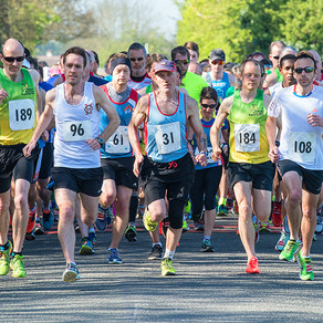 SV to attend St Clare 10k