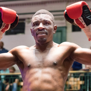 Fantastic article about SV sponsored athlete, Matt Chanda, on newageboxing.co.uk