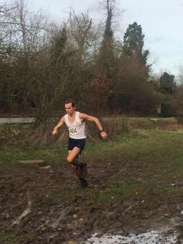 SV sponsored athlete George Day runs Reading Half Marathon in 01:13:06