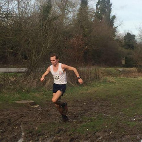 SV sponsored athlete George Day runs Reading Half Marathon in 01:13:06
