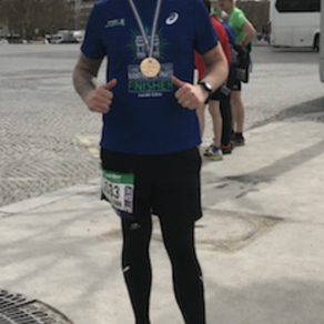 Good luck to SV client James who is running three marathons in 14 days!