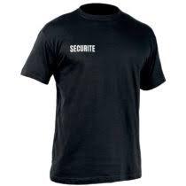 T- Shirt SECU