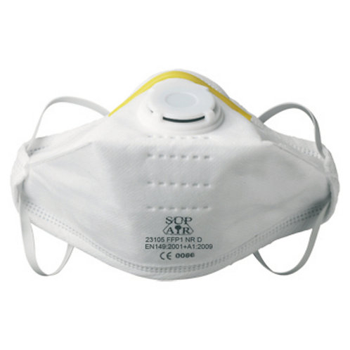 Masque FFP1 SL PLIABLE erf 23105 (bte de 20)