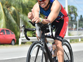 My Davao Half-Ironman Report