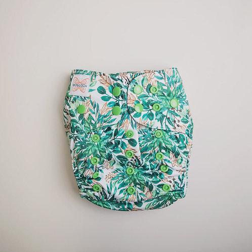 Monarch   Classic Pocket Nappy (Evergreen)