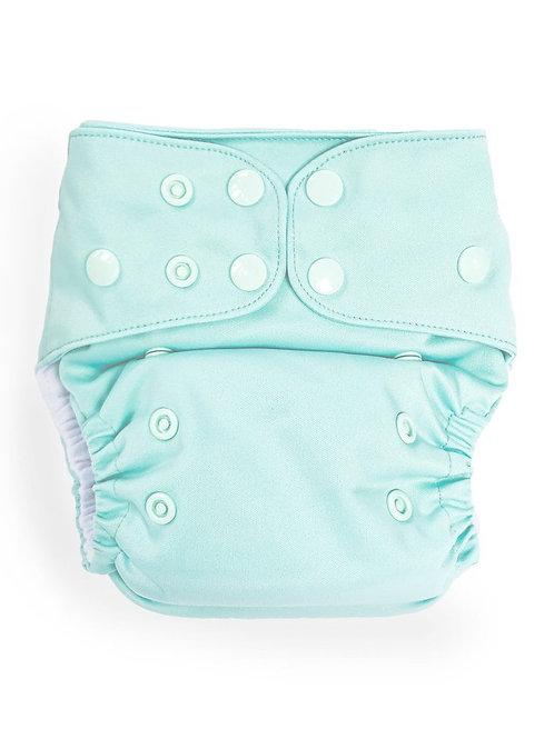 Econaps OSFM cloth nappy (Turquoise Sea)