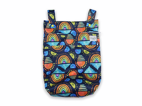 NEW Junior Tribe Co | Large Wet Bag (Axiom)