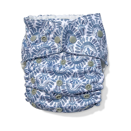 Baby BeeHinds Magicall Multi-Fit Pocket Nappy (Scallopini)