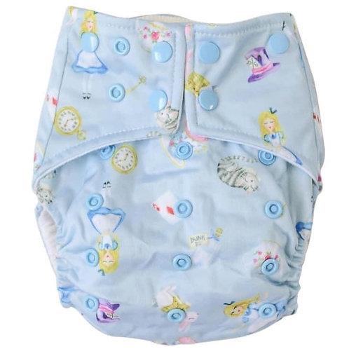Boho Babes Pocket Nappy (Wonderland)
