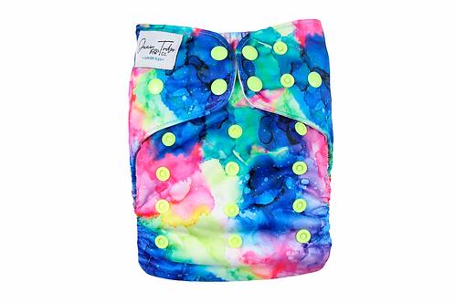 NEW Junior Tribe Co   Flex Cloth Nappy (Candy Smash)