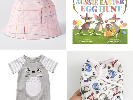 The Ultimate Baby's First Easter Gift Guide