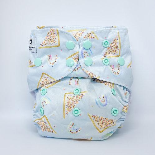 Cloth & Crown Pocket Nappy (Sprinklicious)