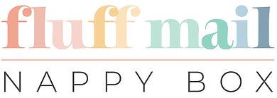 fluff mail logo - nappy box - 1000x356px