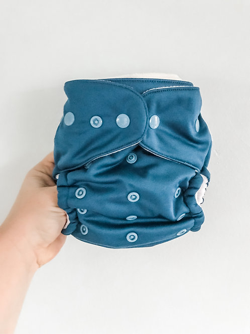 Baby BeeHinds Magicall Multi-Fit Pocket Nappy (Azure)