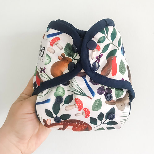 Mini-fit Pocket Nappy (Midnight Forest)