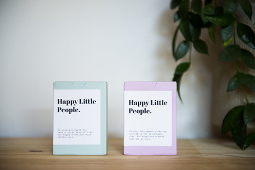 Happy Little People Cards