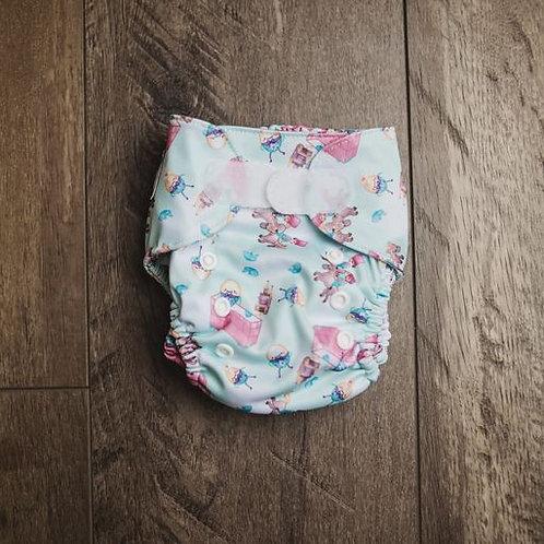 Alcmena Newborn Nappy (Humpty Dumpty)