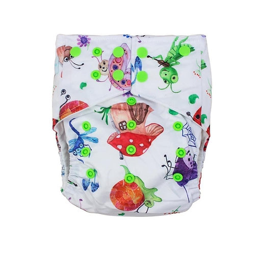 Boho Babes Pocket Nappy (Bug-a-lugs)