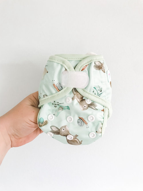 Boho Babes Newborn Nappy (Assorted)