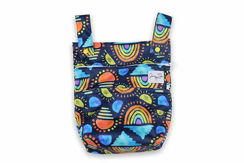 NEW Junior Tribe Co | Mini Wet Bag (Axiom)