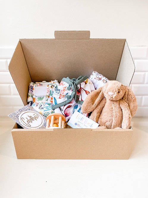 Newborn Gift Box (Includes gender reveal box)