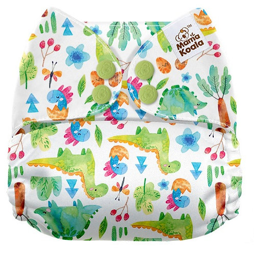 NEW Mama Koala Pocket Nappy (Dino Roar)