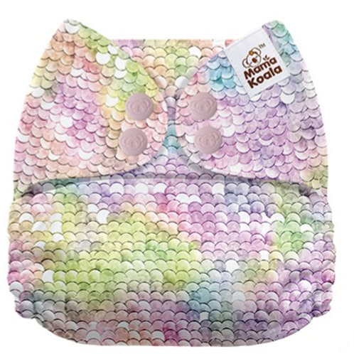 NEW Mama Koala Pocket Nappy (Sequin Sparkle)