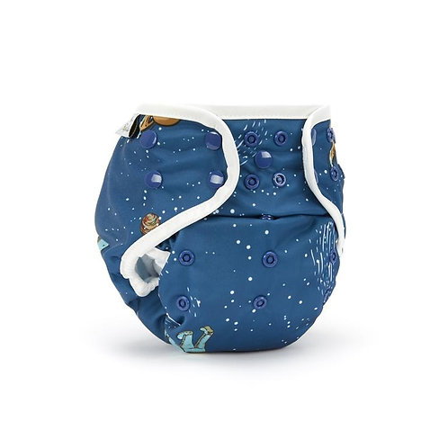 Fudgey Pants 3-in-1 OSFM Nappy (Lost in Space)