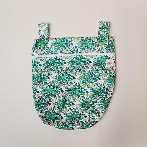 Large Wet bag (Evergreen)